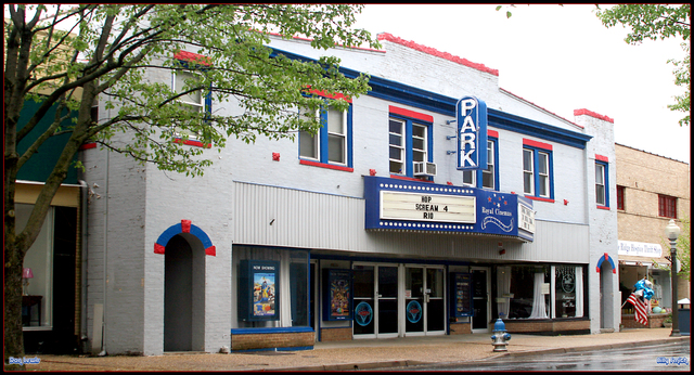 Park Theater ... Front Royal Virginia