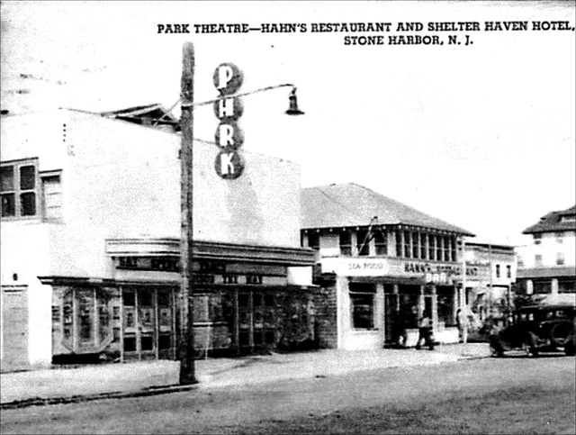 Park Theatre ... Stone Harbor New Jersey