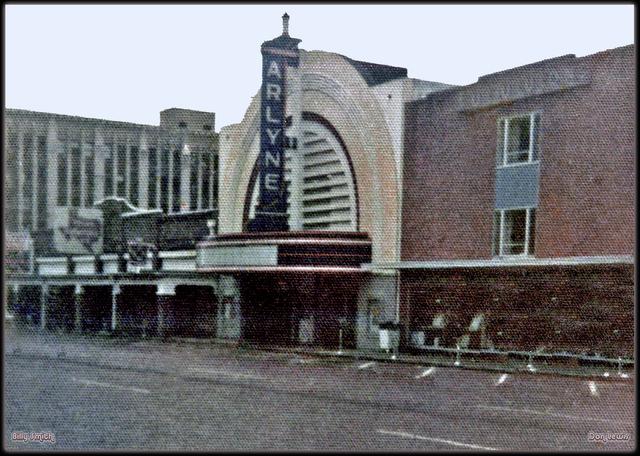 Arlyne Theater ... Longview Texas