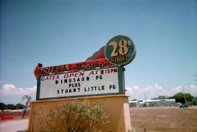 28th St. Drive-in