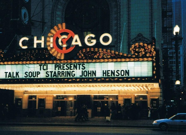 Talk Soup in Chicago