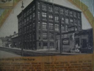 Union before   theatre Originated