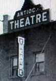 ANTIOCH (MAJESTIC, ANTIOCH DOWNTOWN) Theatre; Antioch, Illinois.