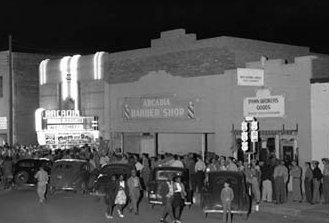 ARCADIA Theatre; Lubbock, Texas.