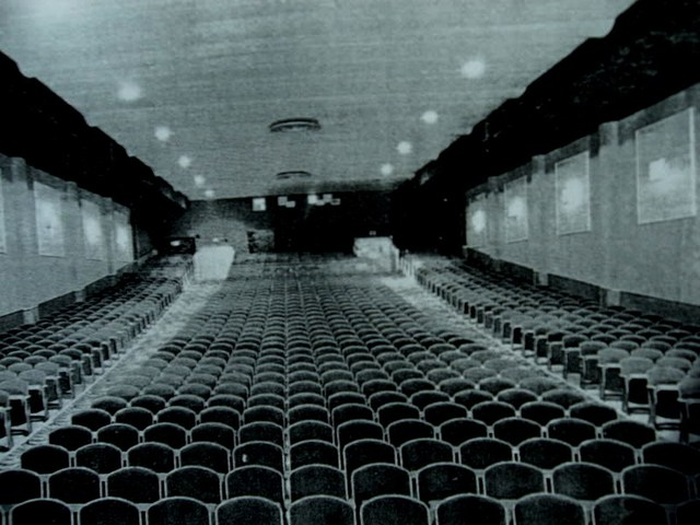 Inside the Rita Theatre