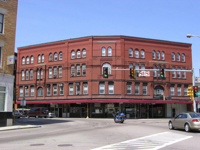 Bates Building