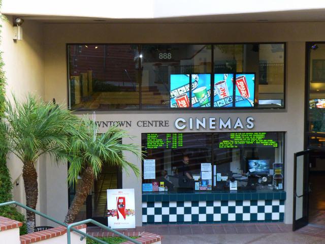 Downtown Centre Cinemas