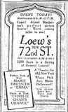 Loew's 72nd Street Theatre