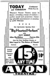 Ad in the Winona Republican-Herald on Friday, May 24, 1935