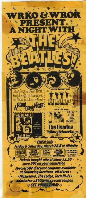 Beatles marathon 1