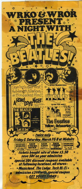 Beatles marathon 1