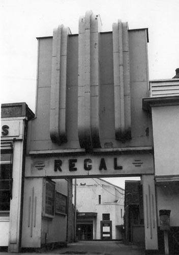 Regal Cinema, Faversham
