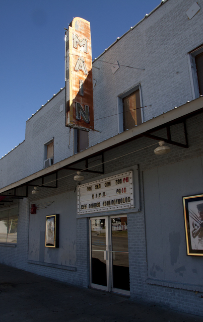 Main Theatre, Berryville, AR - 2013