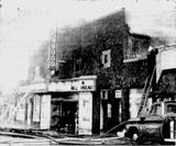Norwood Theater fire