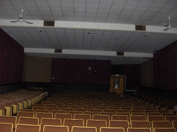 inside cinema