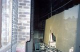 ABC Ritz Huddersfield. A sad backstage view during its demolition in June 1985