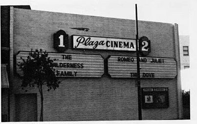 Plaza 1 & 2 Cinemas San Leandro