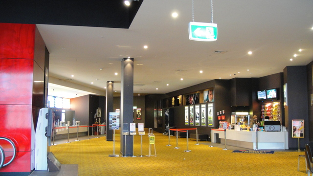 Reading Rouse Hill Cinemas