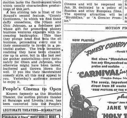 People's Cinema