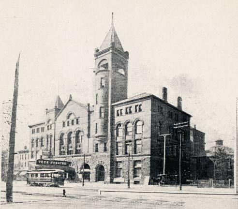 TECK Theatre; Buffalo, New York.