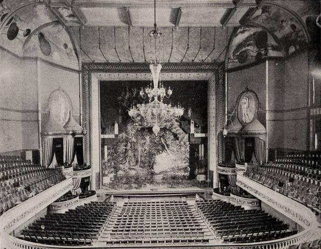 MUSIC HALL (TECK) Theatre; Buffalo, New York.