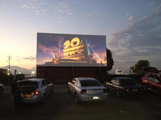 The Vineland Drive-In - NOW featuring Digital Projection on all screens!