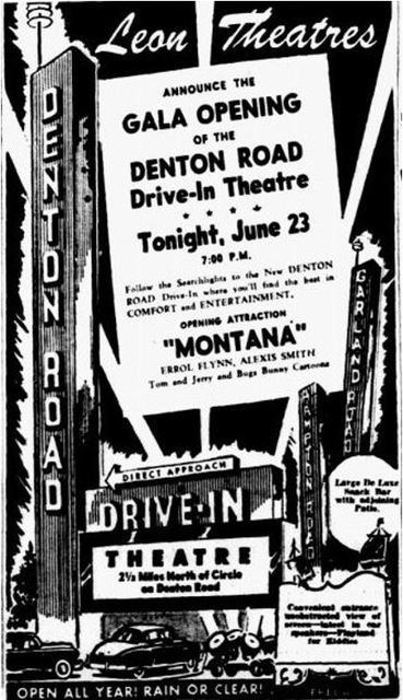 Denton Road Drive-In