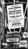 Denton Road Drive-In