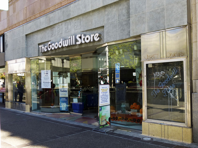 Goodwill Store (former Lux Theatre)
