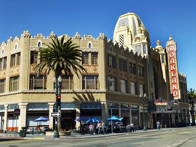 Fox Oakland Theatre