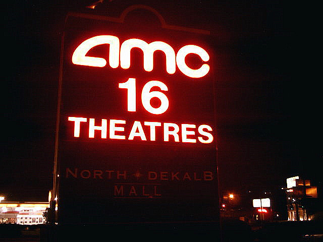 AMC Movies at Disney Springs 24 Catch current box-office hits in comfort at this state-of-the-art cinema with Fork & Screen® Dine-In Theatre.