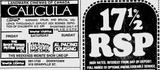 Towne Cinema 1981