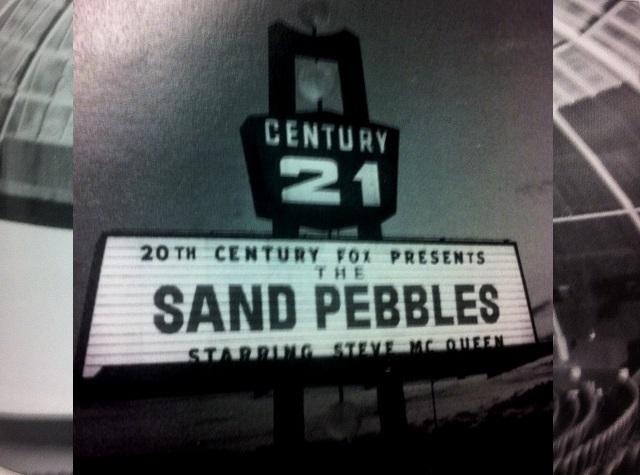 Century 21 Movie Sign
