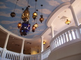 Casa Blanca Lobby Atrium