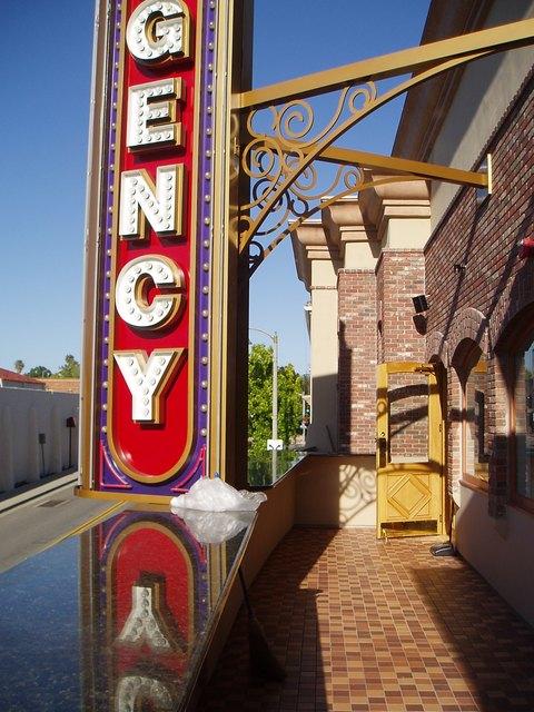 Rick's Cafe Balcony