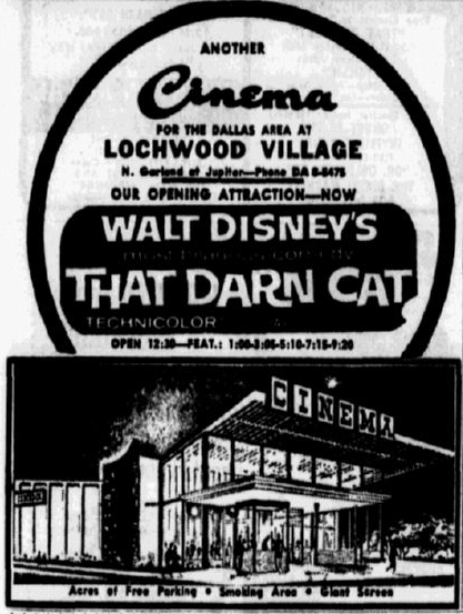 Lochwood Cinema