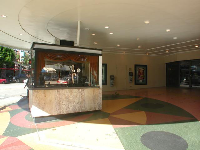 Mann Bruin Theatre