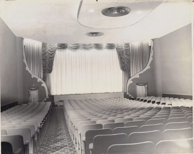 Auditorium of the State Theater. Photo courtesy of the