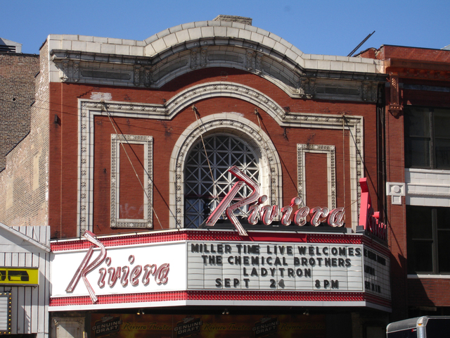 Riviera Theatre, Chicago, IL