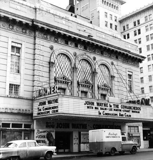 Warner Theater - 1961 Oklahoma City