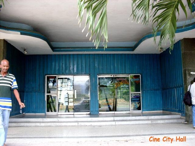 Cine City Hall