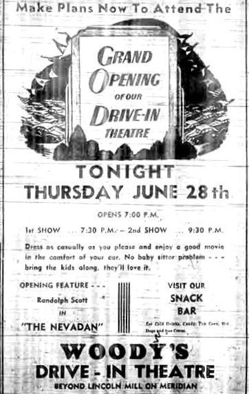Woody's Drive-In