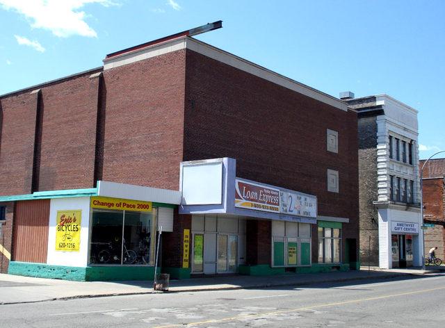 Odeon Theatre photo (Fort William) since closed