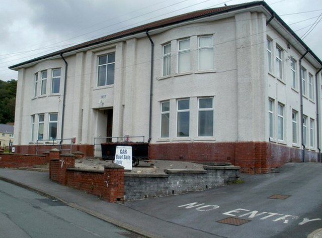 Miners' Welfare Hall