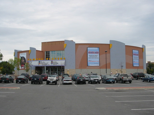 Cineplex Cineas Ottawa