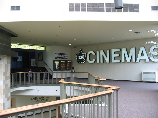 Empire Theatres Rideau Centre