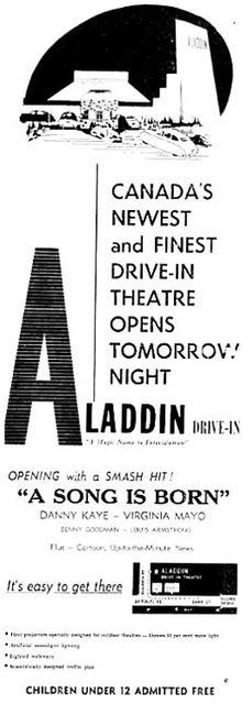 Aladdin Drive-In