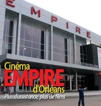 Empire Theatres Orleans