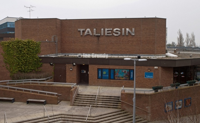 Taliesin Arts Centre
