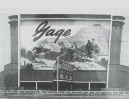 Gage Drive-In